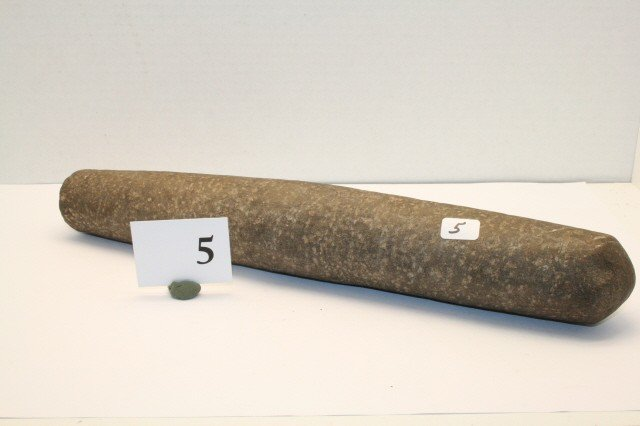 5: Stone Roller Pestle