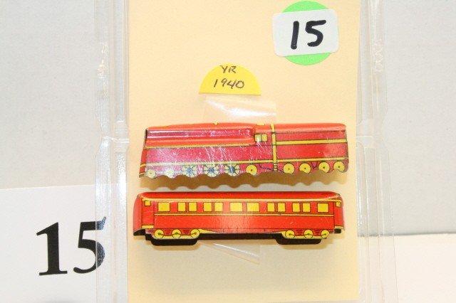 15: Metal Train Year 1940