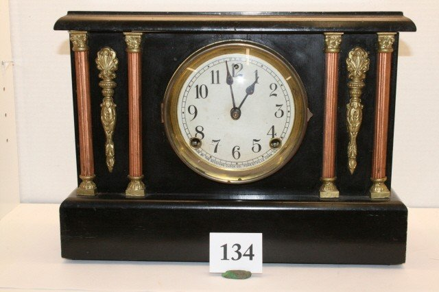 134: Sessions Mantle Clock