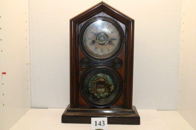 143: 8 Day Clock