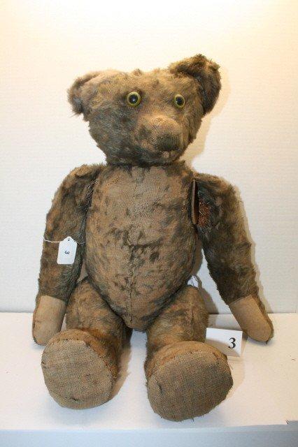 3: Mohair Jointed Teddy Bear