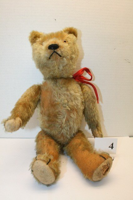 4: Mohair Teddy Bear