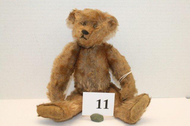 11: Early Gold Mohair Bear