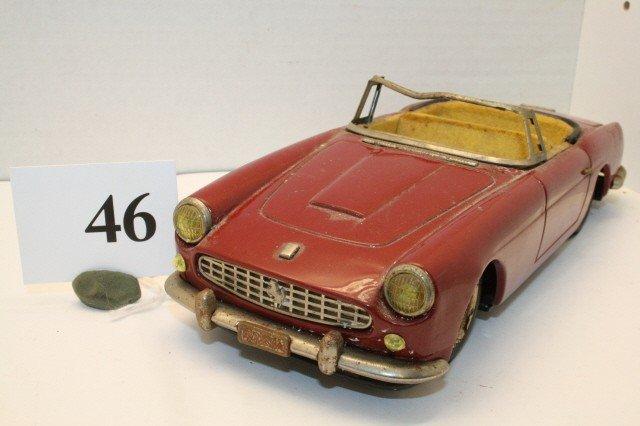 46: ATC Tin Ferrari - 3