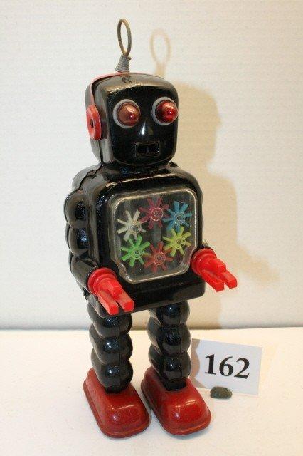 162: Wind up Walking Gear Robot