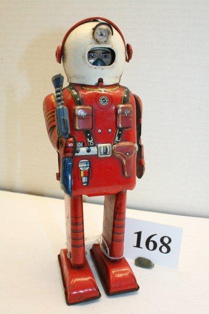 168: Linemar B.O. Walking Astronaut
