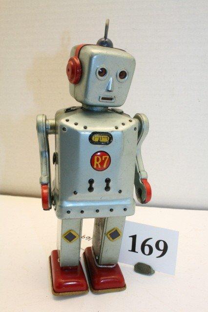 169: B.O. R7 Walking Robot