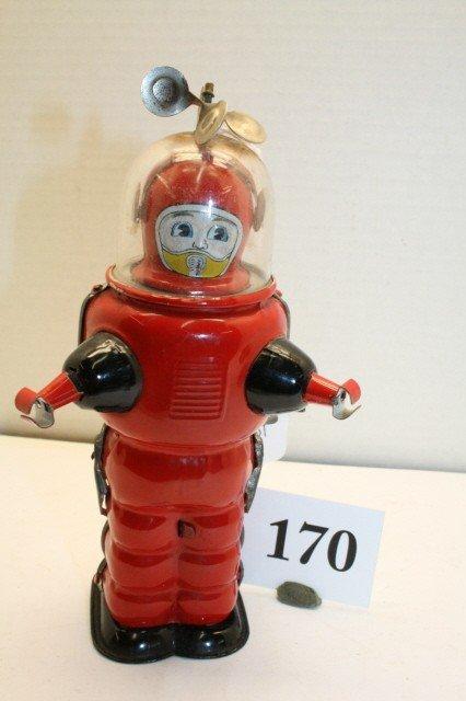 170: Walking Spaceman