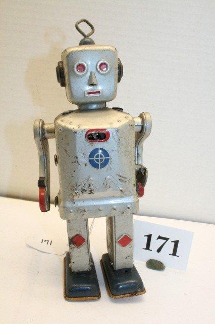 171: Wind up Walking Robot