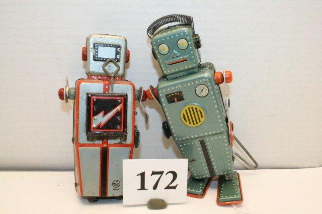 172: Linemar Walking Robot
