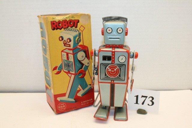 173: Linemar Mechanical Robot