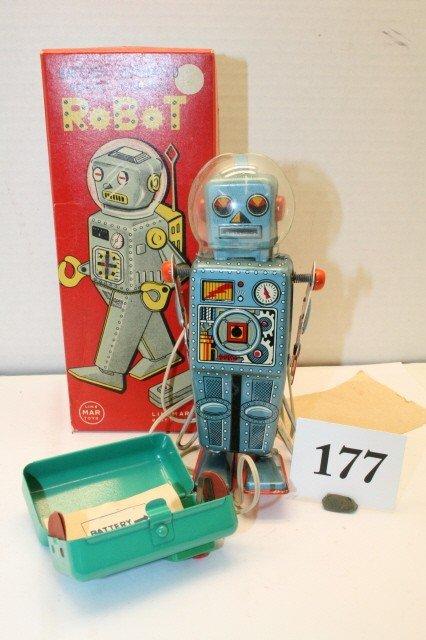 177: Linemar Remote Control Robot