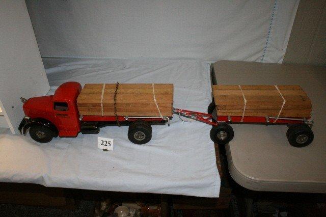 225: Mack Bulldog Lumber Truck - 3
