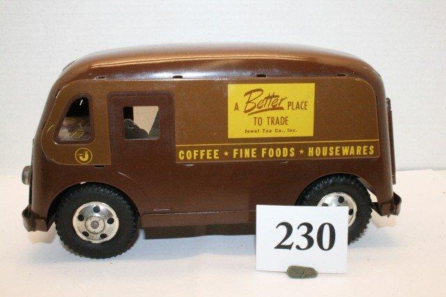 230: Banner Jewel Tea Truck