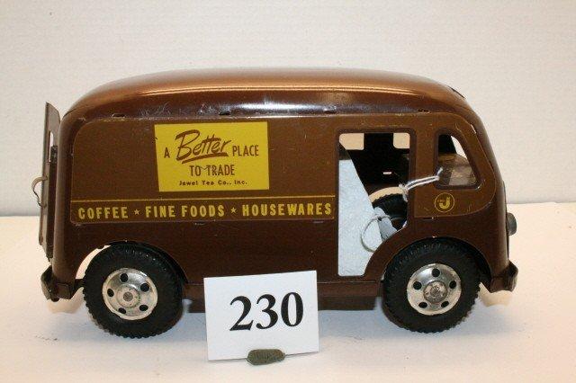 230: Banner Jewel Tea Truck - 3