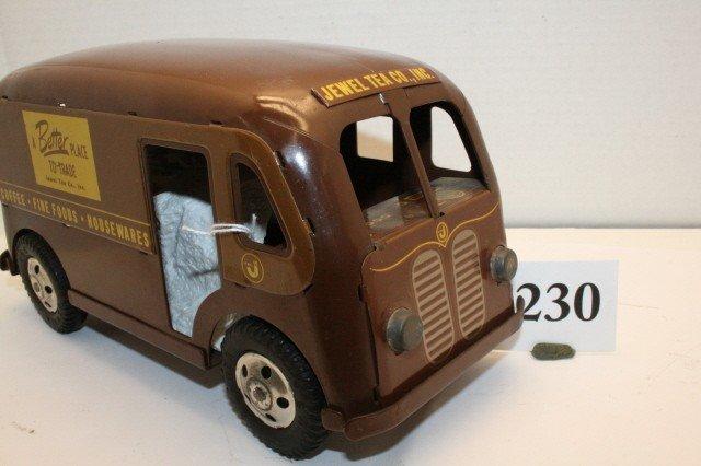 230: Banner Jewel Tea Truck - 4