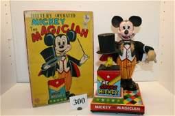300: Linemar B.O. Mickey Magician
