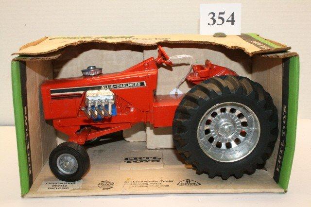 354: Ertl Allis Chalmers Ace Super Hot Rod Tractor