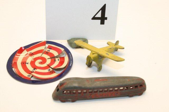 4: Tootsie Zepher, Metal Plane