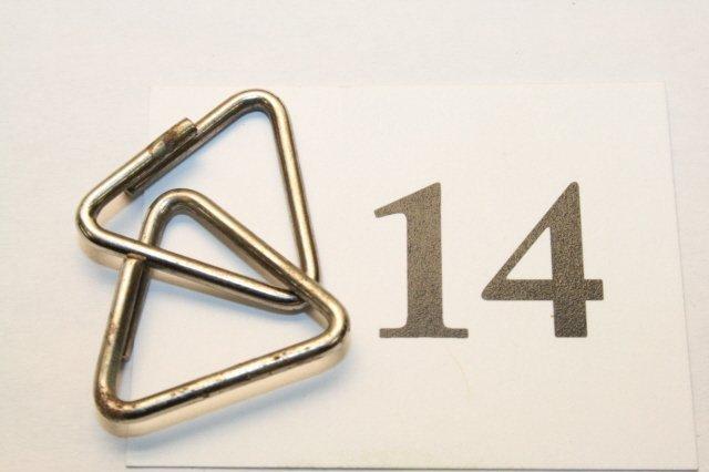 14: Metal Puzzle