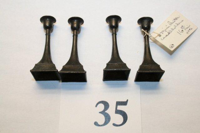 35: 4 Candlesticks