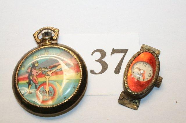 37: 2 Watches