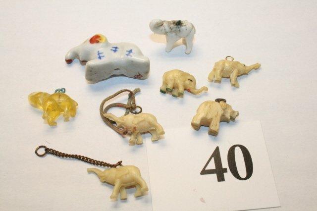 40: 8 Elephants