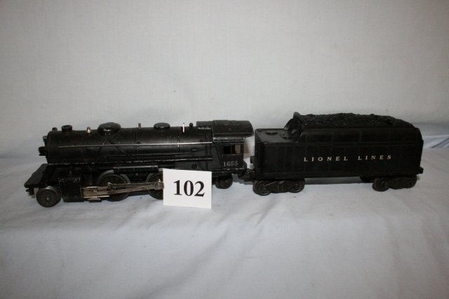 102: Lionel 1655 Engine
