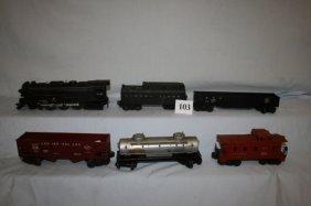Lionel 2055 Engine