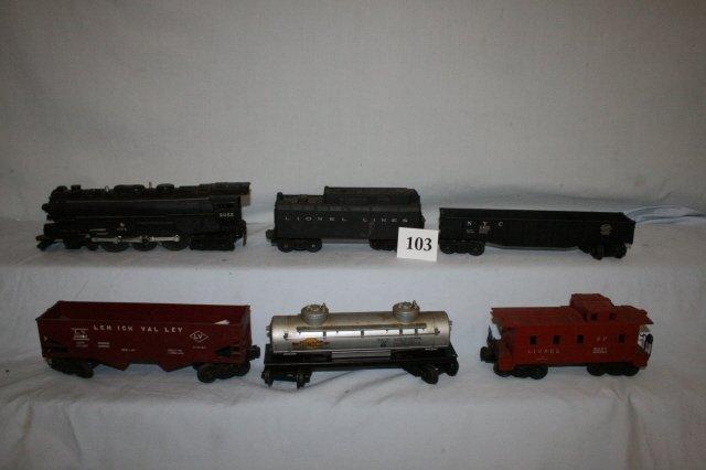 103: Lionel 2055 Engine