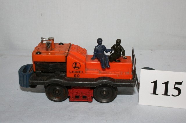 115: Lionel 50 Gang Car