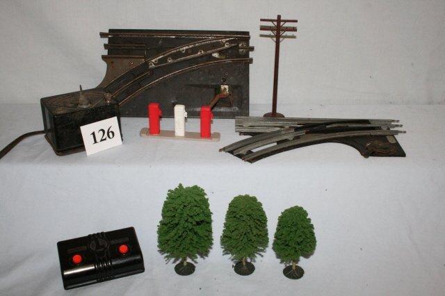 126: Misc. Accessories & Transformer