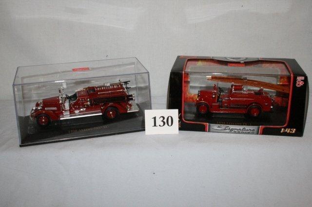 130: 1934 Leyland, 1938 Altrens-Fox