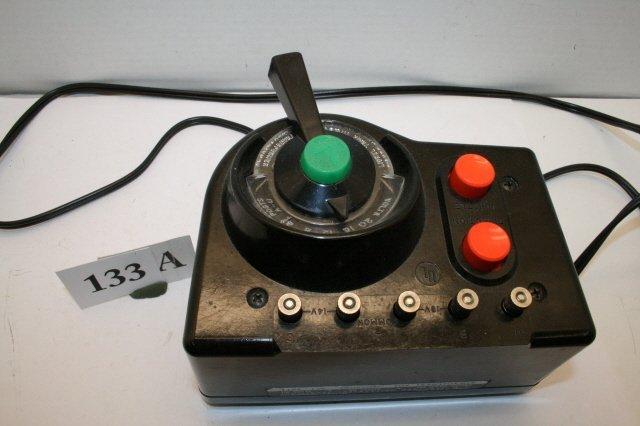 133A: Type L.W. Transformer Trailer