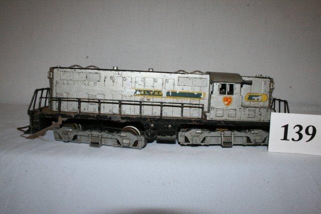 139: Diesel Locomotive G M