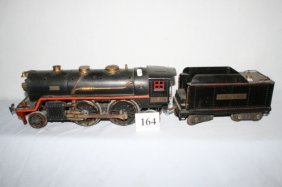 Lionel 390 Engine Bild-a-loco