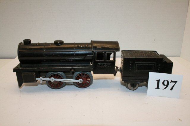 197: Tin Key Wind W47 Train & Tender