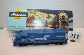HO Athearn Conrail 3635