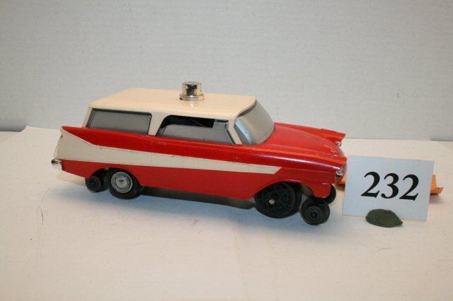 232: Executive Inspection Car No. #68
