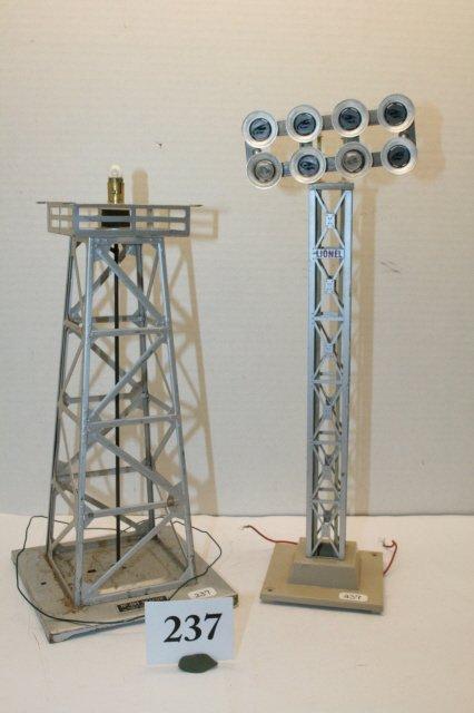 237: Lionel 494 Beacon, 195 Yard Light