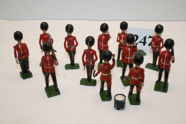 247: 12 Britain Soldiers