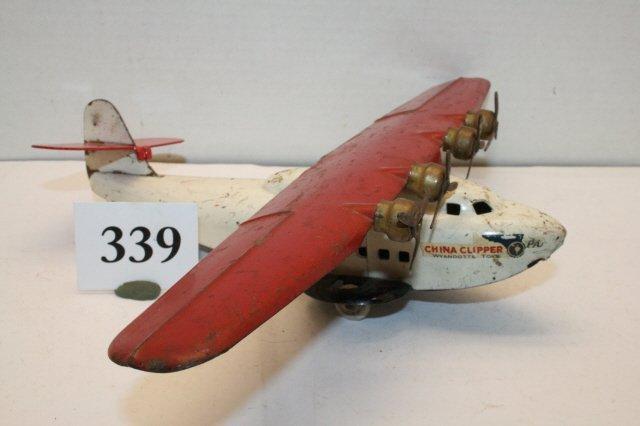339: China Clipper