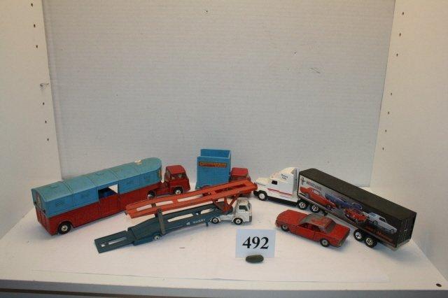 492: 4 Trucks, Mustang