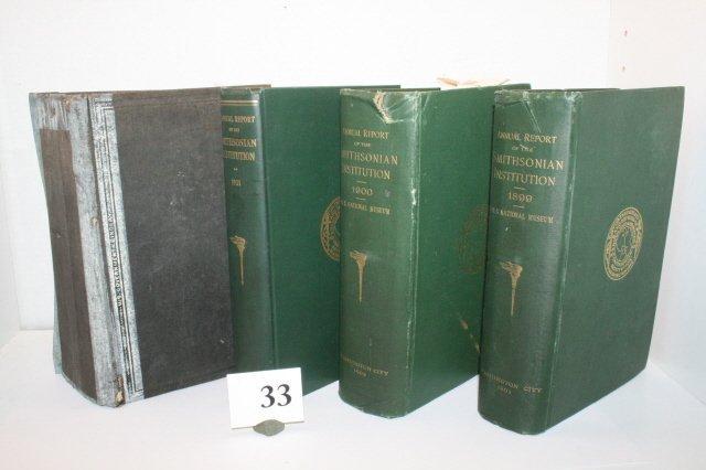 33: 4 Books