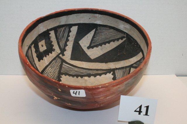 41: Anasazi Polychrome Bowl