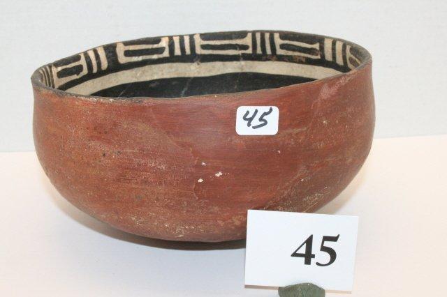 45: Sallado Polychrome Bowl
