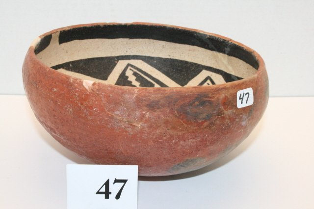 47: Polychrome Bowl