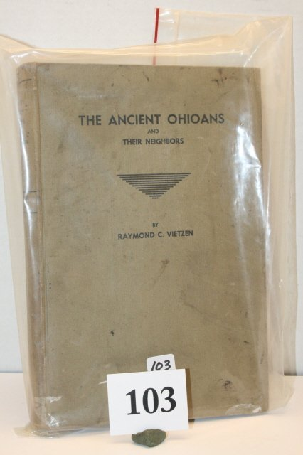 """103: Book – """"The Ancient Ohioans"""