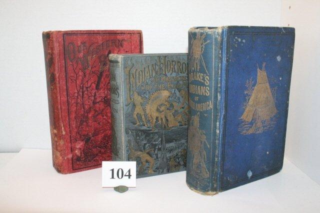 """104: 3 Books – """"The Aboriginal Races"""""""
