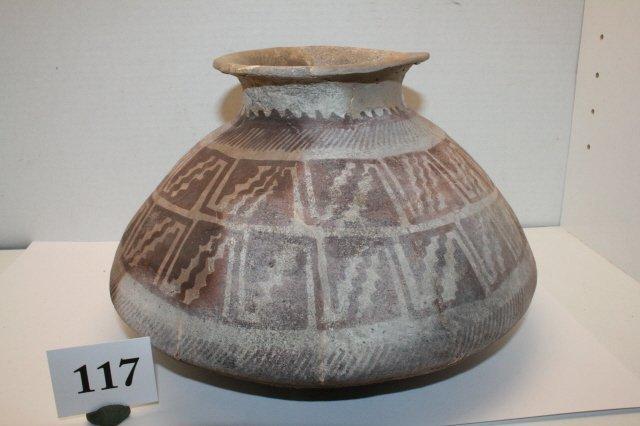 117: Anasazi Roosevelt Pottery Olla